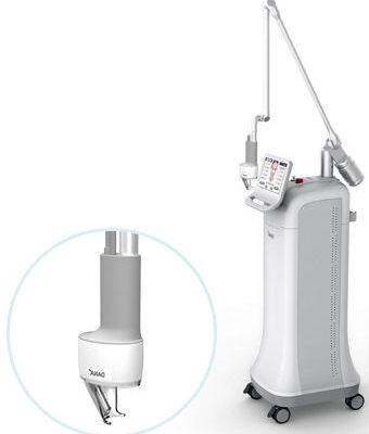 frakcyjny laser CO2 model S-CO2